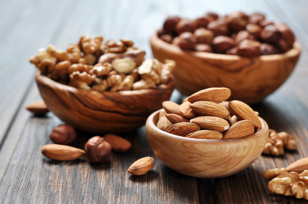 A Health Nut's Guide to… Nuts