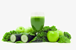 Green Juice vs. Green Smoothies