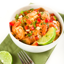 Easy Mardi Gras Recipe: Healthy Jambalaya