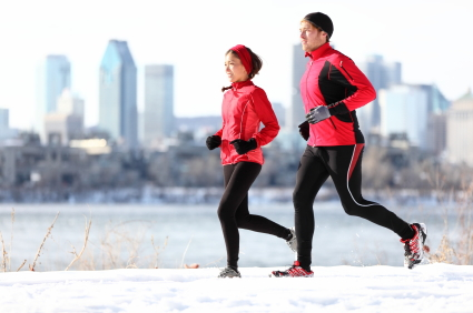 Winter Weather Workout Tips