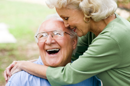 old happy couple Does Fasting Make You Live Longer?