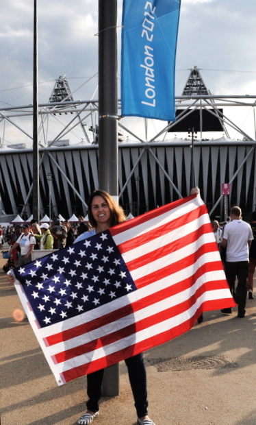Nicolle Payne Olympics