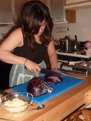 quinn cooking