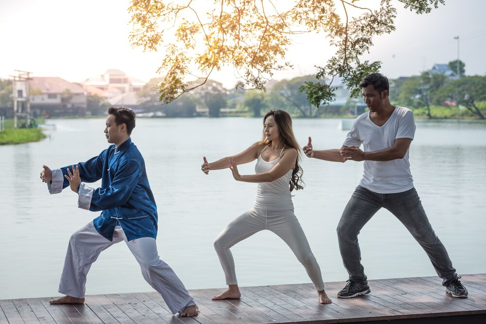 Qi Gong For Academic Excellence
